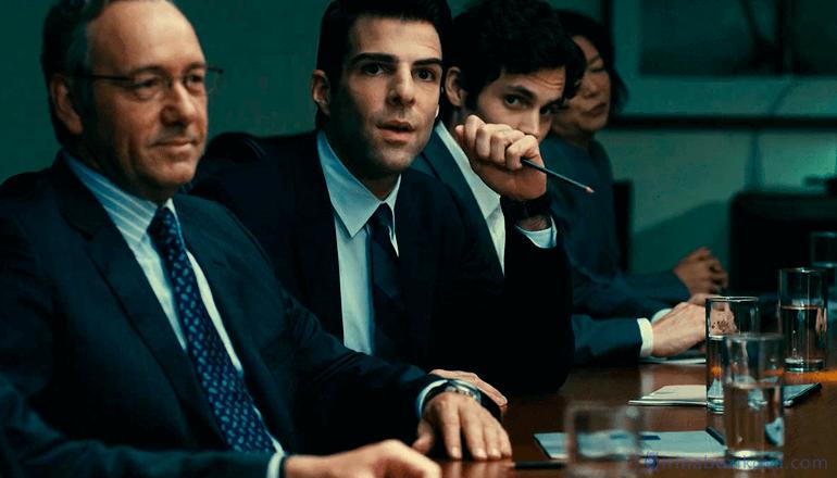 Кадр из фильма Предел риска
